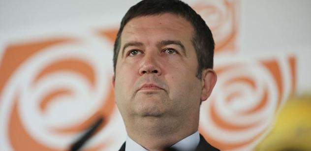 Německo neplánuje změny režimu na hranici s ČR, říká Hamáček