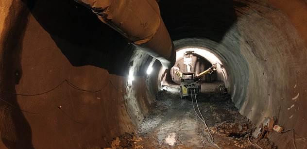 Metrostav nabídl Praze kompletní dokončení tunelu Blanka
