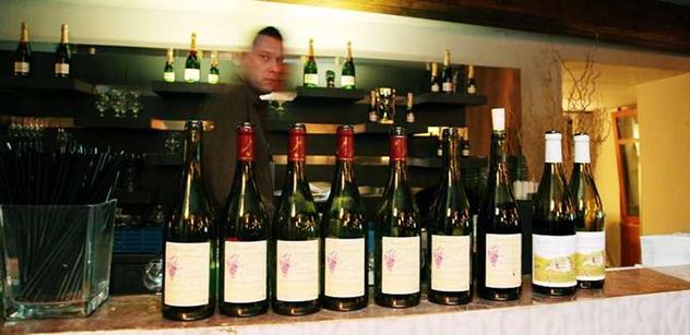 Víno z Kobylí triumfuje na soutěži  O Hustopečskou pečeť