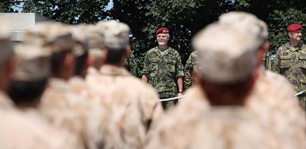 Náčelník české armády prozradil, jaká opatření přijme kvůli Ukrajině