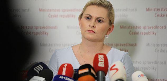Ministryně Taťána Malá padla! Oznámila rezignaci