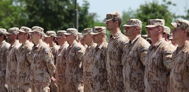 Armáda chce mít v roce 2030 až deset tisíc vojáků aktivních záloh