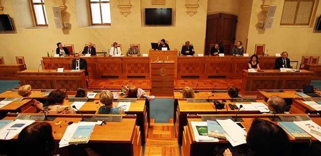 Senát má schvalovat valorizaci penzí a uzákonění dětských skupin