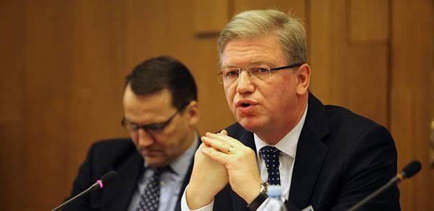 Štefan Füle pro PL: Je mýtus, že USA připravovaly Majdan. Ukrajina se zkrátka rozhodla vymanit z vlivu Ruska. Lidé tam chtějí žít životem Evropanů