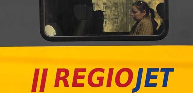 RegioJet startuje Žlutou bombu: tisíce jízdenek Praha – Ostrava jen za 145 Kč