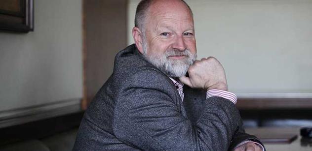 Sociolog Jan Herzmann o dnešku: Je tu někdo, kdo je lepší, než jsem čekal