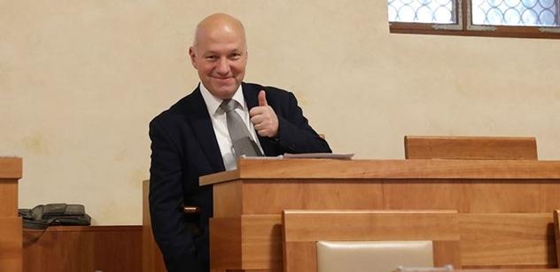 Senátor Fischer: Abychom pro dobrou věc nezničili něco, co teprve budujeme