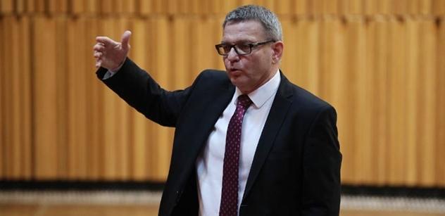 Ministr Zaorálek: Nic nenafukovat, omezit, nic nepřidávat...