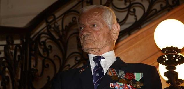 Partyzán Tichomir Mirkovič: Koněv, vlasovci? Divím se, že se Češi nebouří. Dříve poslouchali Moskvu, dnes USA. Nového Hitlera si lidstvo nesmí dovolit