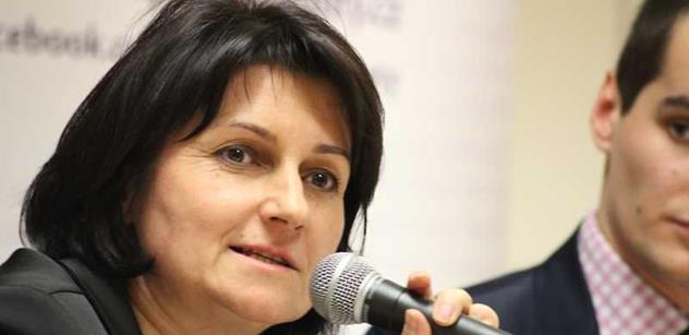 Šojdrová (KDU-ČSL): Istanbulská úmluva pomůže genderové ideologii, ale ženám ne