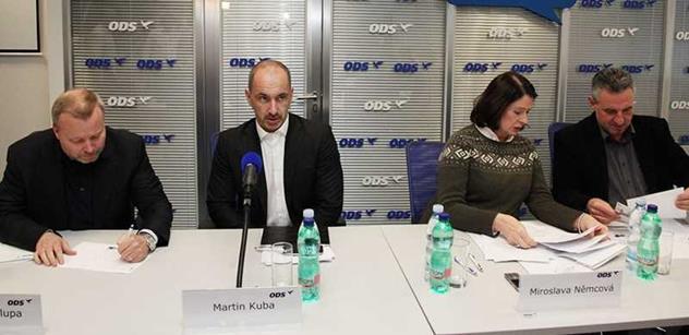 Zvolen nový šéf pražských ODSáků a už je zle: Přední člen kvůli němu vystoupil ze strany