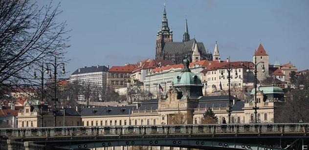 Až si prohlédnete Pražský hrad, vyjeďte na výlet do Panenského Týnce, radí hlavní kurátor uměleckých sbírek Pražského hradu Jaroslav Sojka
