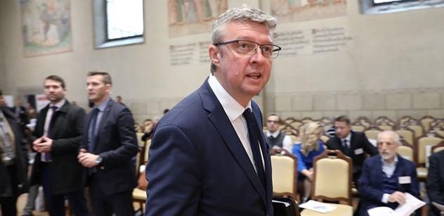 Ministr Havlíček: Dolní Břežany zase předběhly dobu