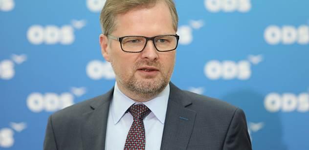 Fiala (ODS): Víme, kam by Česká republika měla směřovat
