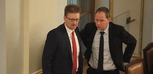 Poslanec Černoch uvolnil hodně zvláštní informaci z jednání klubu Úsvitu
