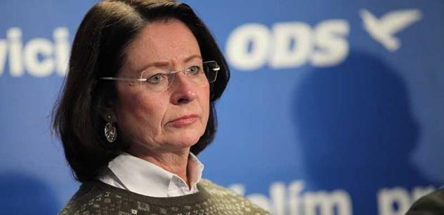 Mluvit o paní Němcové jako o premiérce... Senátor ODS promluvil ostře i o Nečasovi a Pospíšilovi