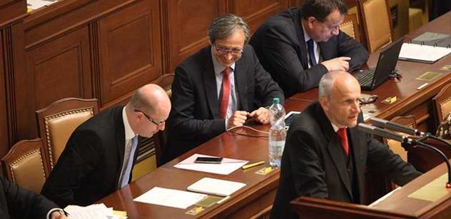 Komu tím prospějete? Ministr Stropnický rázně ze sněmovny setřel všechny, kdo varují před imigrací