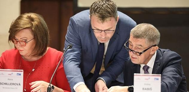 Anonym, posedlost, řev. Exministr Kremlík vůbec poprvé o chování Babiše, když u toho nejsou novináři a poradci