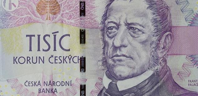 Je to smutný příběh, hodnotila ekonomka Horská u Moravce ekonomické kroky vlády