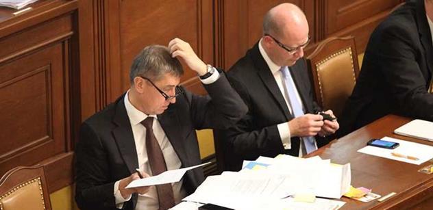 Andrej Babiš se zmínil o možném příchodu Kubiceho zprávy dvě. Expert tuší proč