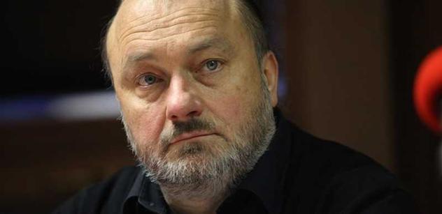 Ladislav Jakl: Naše vláda pošlapává náboženské svobody