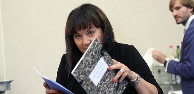 Ministryně Schillerová: Naší snahou je zatraktivnění emise hypotečních zástavních listů pro investory