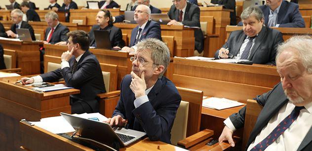 Senát odsoudil snahu uznat ruské okupanty za válečné veterány