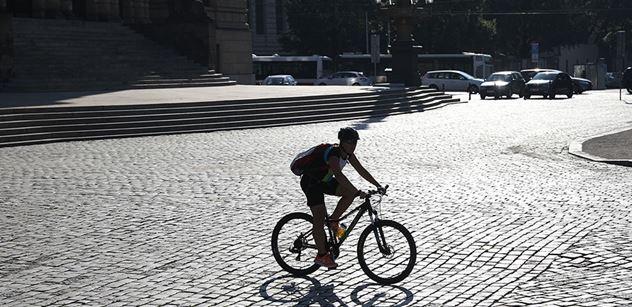 MHMP: Velká letní soutěž Na kole Prahou 2019