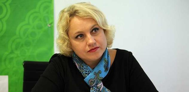 Rusko-česká novinářka Irina Šulc: Nikdy jsem se tak moc nebála, že bude válka