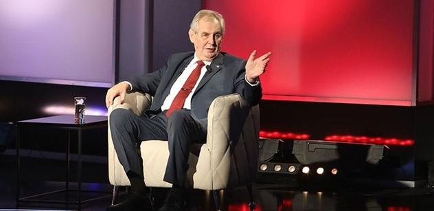 Zeman v duelech neusiluje o získání voličů, chce je ale odradit od volby Drahoše, zaznělo po prezidentském duelu v ČT