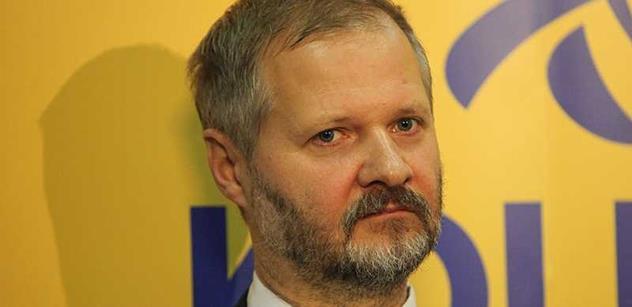 Hampl (KDU-ČSL): Úplně nesouhlasím s tím, že Evropa migraci nezvládla