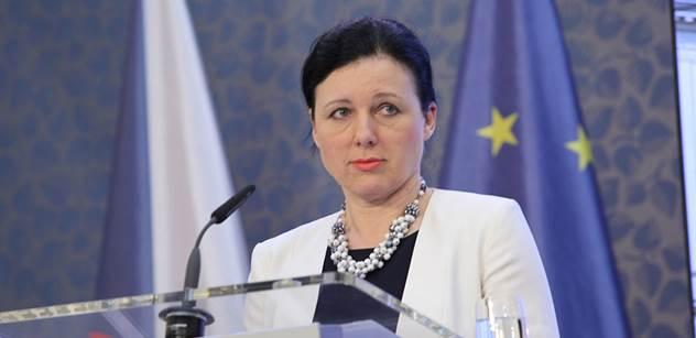 Ministryně Jourová: Ministerstvo podpoří vznik 712 pracovních míst ve dvou krajích