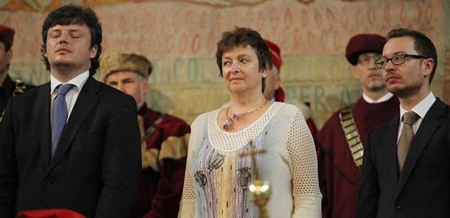Profesorka Dvořáková nám sdělila jméno největšího nepřítele Andreje Babiše. Je to velmi podnětné