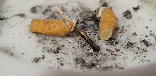 Zmírnění protikuřáckého zákona bude čelit ve Sněmovně zamítnutí