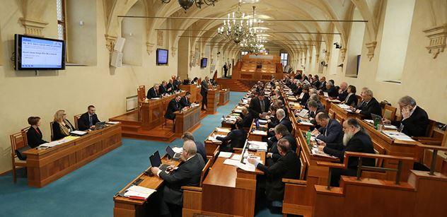 Horní komora obvinila vládu z pohrdání Senátem kvůli auditům z Bruselu