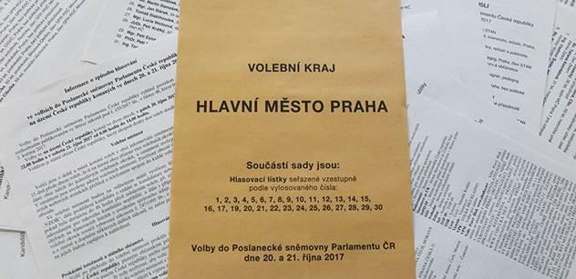 Ve volbách českých poslanců v cizině uspěli TOP 09 a Piráti