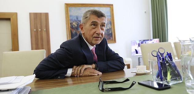 Premiér Babiš: Jsme jedna z mála zemí v Evropě, která nemá omezenou dobu řečnění poslanců