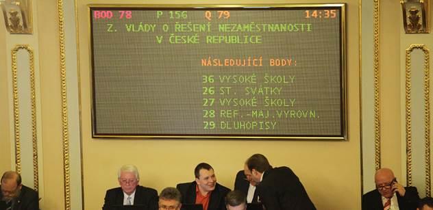 Sněmovní výbor se začne zabývat vydáním Kailové (ČSSD) ke stíhání