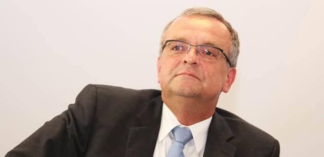 Václav Vrána: Kalouska není nutné zabít, ale zavřít do kriminálu