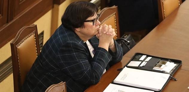 Ministryně Benešová: Předkládáme nominační zákon, který pomůže s transparentností