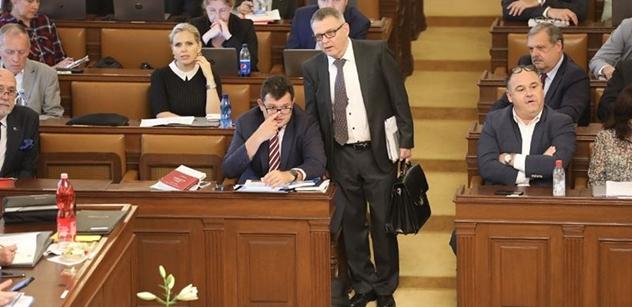 Ministr Zaorálek: Se Senátem nemůžeme souhlasit z několika důvodů