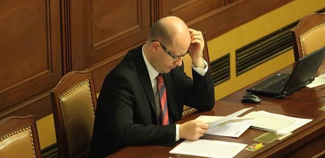 Premiér Sobotka: Můžeme si vyčítat různá čísla