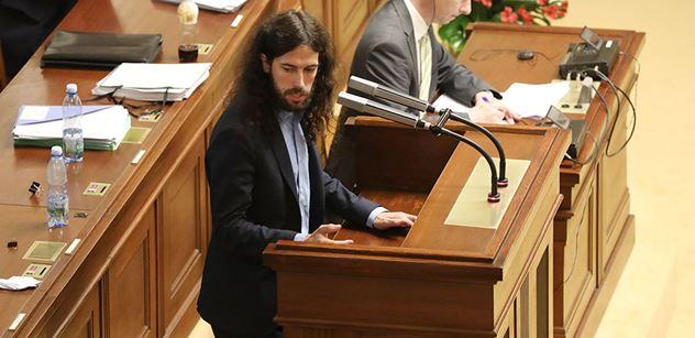 Ferjenčík (Piráti): Je potřeba porazit Babiše ve volbách. Připojení k bloku s ODS ale není tou správnou cestou
