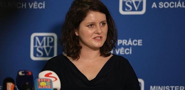 Ministryně Maláčová: S dobrým vedením přináší zaměstnávání handicapovaných užitek všem