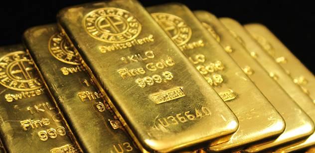 Rusko hromadí zlato. Analytička Spencerová varuje, že se zřejmě něco chystá
