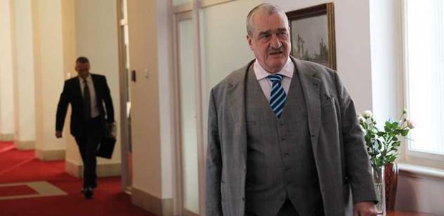 Schwarzenberg je ohledně srbsko-kosovského urovnání optimistou