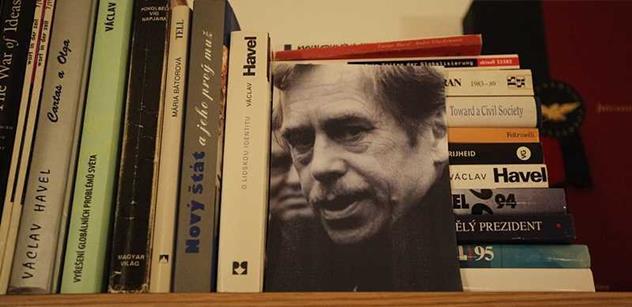 Václav Havel bude mít ode dneška v pražských Horních Počernicích pamětní desku