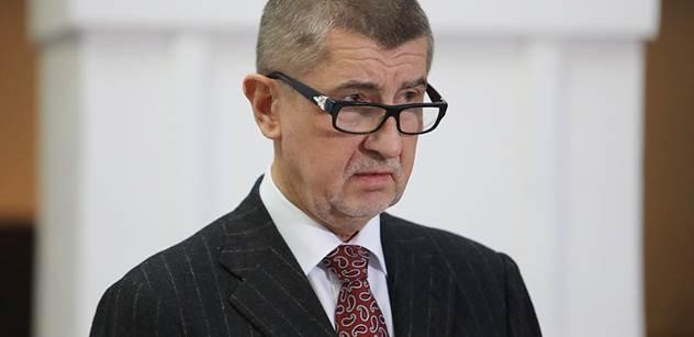 Ministr Babiš: Žádné politické hry. Jen dokumenty a tvrdá data