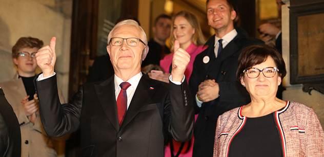 FOTO Drahoš vyčetl Zemanovi: Vy jste prezidentem dolních deseti milionů. A to je výtka?, žasl prezident