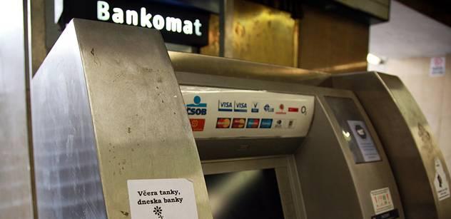 Uznávaný ekonom: Útok na peníze lidí může být obrovský. Kypr je začátek